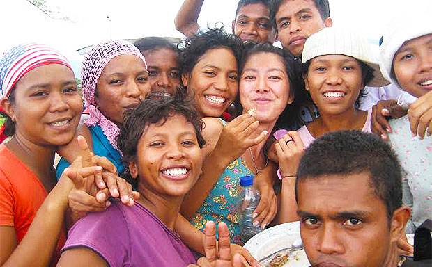 HelpStay Volunteering Visa Guide - Volunteering with AHHA Education Timor-Leste.