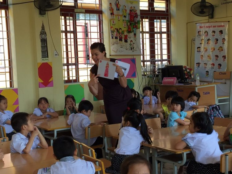 HelpStay Volunteering Visa Guide - The Viet Education Centre, Vietnam