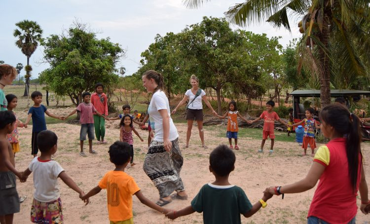 HelpStay Volunteering Visa Guide - Volunteering with Tuk Tuk 4 Children in Cambodia.