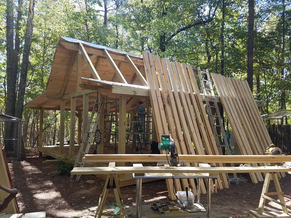 volunteer in united states helping us build an off grid yogavolunteer in united states helping us build an off grid yoga retreat