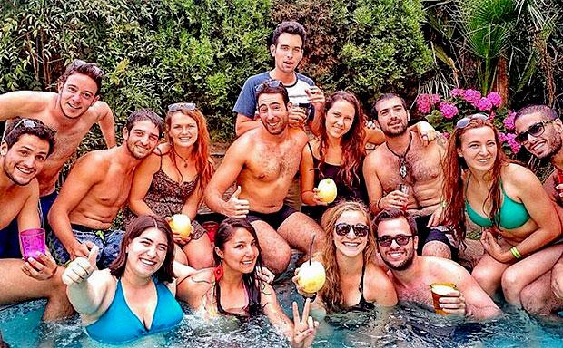 Nightlife girls chile santiago Varadero